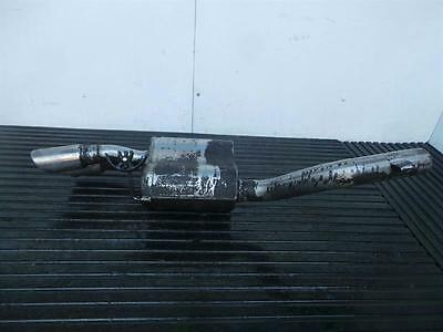2009 Maserati  Quattroporte 1994 On 4.2 Petrol M139A Exhaust Silencer Rear