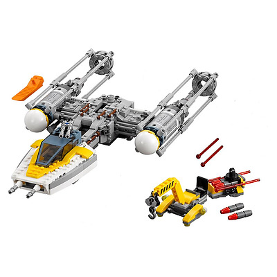 LEGO® STAR WARS  AUS SET 75172 / Y-Wing Starfighter / ohne Figuren