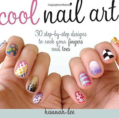 Cool Nail Art New Paperback Book