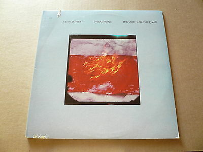 33 giri - Vinile - Keith Jarret - Invocations - The Moth And The Flame