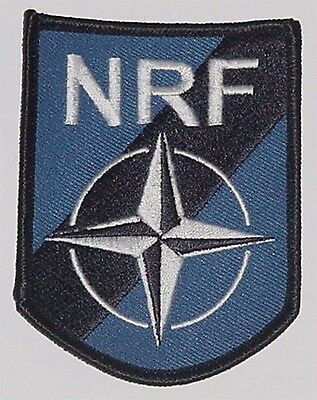 Marine Aufnäher Patch NRF - NATO Response Force ........A4469