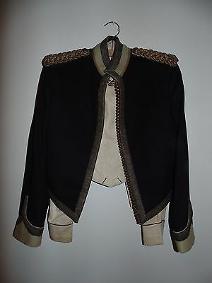 2nd Lancers (Gardners Horse)  Indian Captain Cavalry Tunic and Dress Tunic 1933