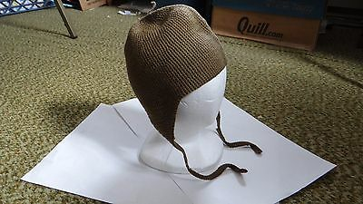 Genuine WWI US Army wool knitted Cap - hat  - rare