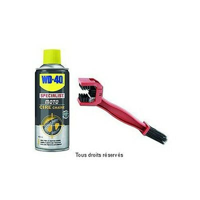 KIT WD40 + Brosse Nettoyage SPRAY33788 + OUT1015