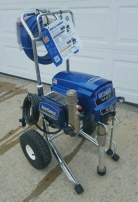 New, Graco Ultimate Mx Ii 695 , Electric Airless Paint Sprayer