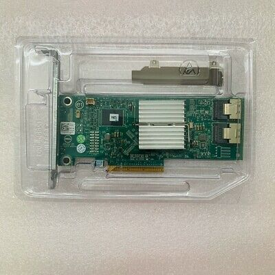 Dell PERC H310 8-Port 6Gb/s SAS Adapter RAID Controller HV52W Replaces Perc H200