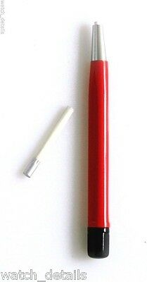 Satin Brushed Titanium /Stainless Steel / Gold Refinishing Pen for Watches