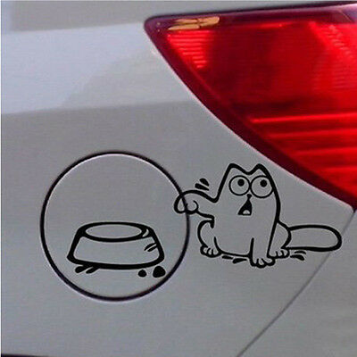 Best Funny Cat For Auto Car/Bumper/Window Vinyl Decal Sticker Decals DIY Decor