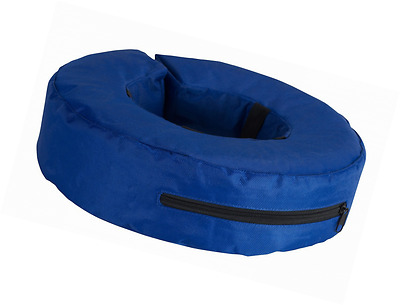 Buster Inflatable Collar, M Washable and Comfortable for After Surgery for Dogs