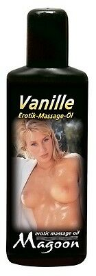 Magoon Vanille Vanilla Erotik Massage Öl Oil 100 ml |13