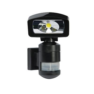 NEW! Nightwatcher 16W Led Black Robotic Security Light