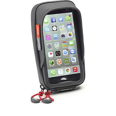 Givi S957B Smartphone Holder Scooter Motorbike iPhone 6 Plus Samsung Galaxy S6