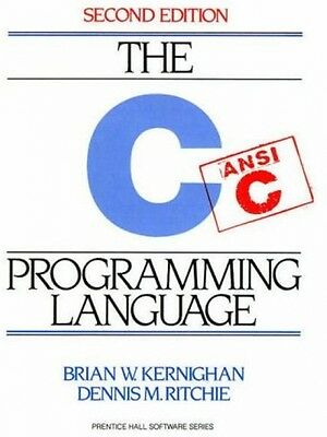 The C Programming Language (2nd Edition) (Paperback)