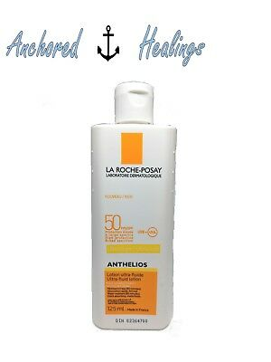 La Roche Posay Anthelios SPF50 Mexoryl Ultra-Light Fluid LOTION for BODY 125mL