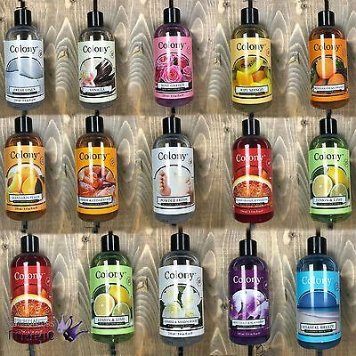 Wax Lyrical Colony Refill Reed Diffuser Freshener 250ml Oil Scented Fragrance