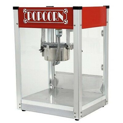 Paragon 1104530 Gatsby Red 4oz Popcorn Machine NEW