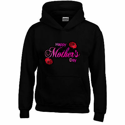 Happy Mothers Day Love Funny Hoodie