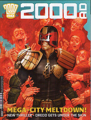 2000AD Prog #2020 - 01 Mar 2017 - NEW