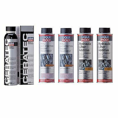 Liqui Moly Engine Treatment Kit Ceratec | MoS2 Anti-Friction | Hydraulic Lifter