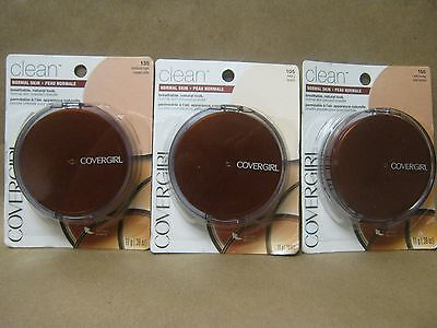 CoverGirl Clean Pressed Powder **Choose Your Shade** EXP 08/17 +