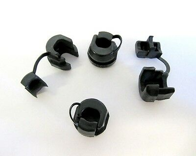 (50) Heyco 7K-2 (Item #1240) Strain Relief Bushings