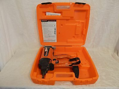 Ramset T3SS Single Shot Cordless Nailer Tool With Case-Untested~As Is