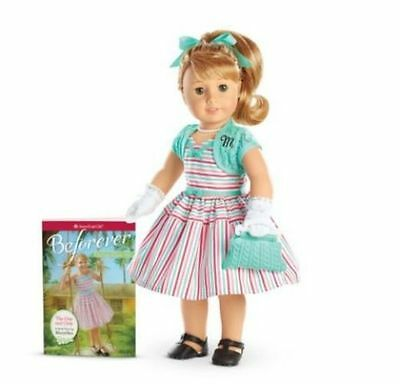 AMERICAN GIRL MARYELLEN LARKIN BEFOREVER DOLL AND BOOK NEW Mary Ellen
