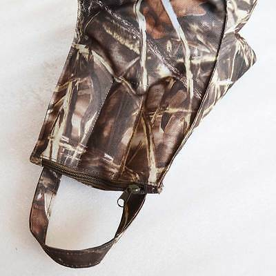Bench Rest Bag for Outdoor Hunting Shooting Support Sandbag Reed Camouflage NEW