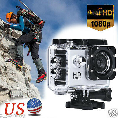 1080P SJ5000 HD DV Sports Camcorder Action Waterproof Mini Camera For Gopro USA
