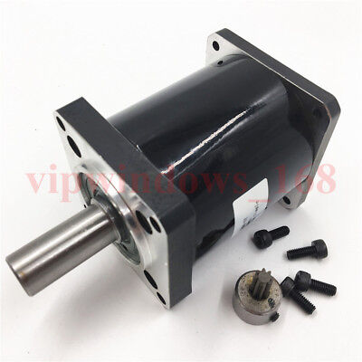 Planetary Gearbox Nema23 57mm Gear Ratio 40:1 Shaft 14mm Speed Reducer CNC
