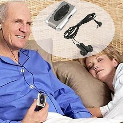 Personal TV Sound Amplifier Hearing Aid Assistance Device Listen Megaphone