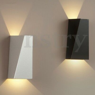 Modern Indoor LED Warm White Wall Light Bedroom Spot Lamp Hall Path Sconce Light