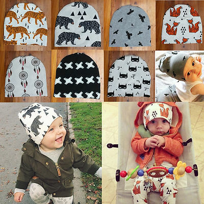 Fashion Toddler Kids Girl&Boy Baby Infant  Warm Crochet Knit Hat Beanie Cap