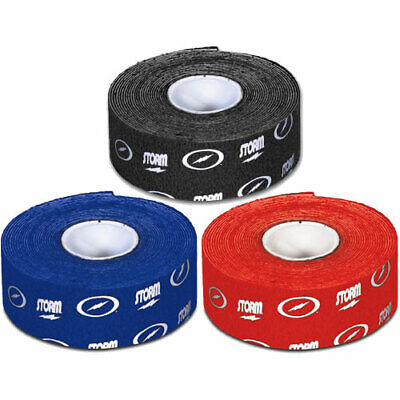 Storm Bowling Ball Thunder Tape, Skin Protection, black, blue, red, 1 - 25 m