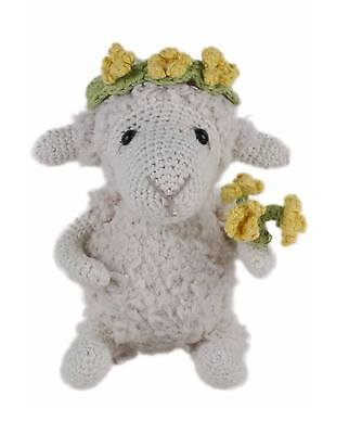Go Handmade Helene the Sheep amigurumi crochet kit & pattern