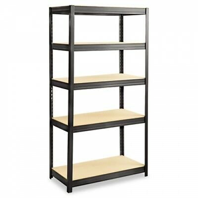 Safco Boltless Steel & Particleboard Shelving - 6245BL