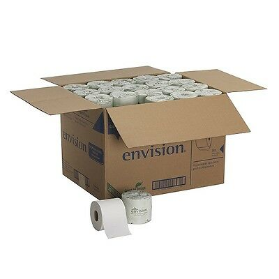 Georgia Pacific Envision 19880 Toilet Tissue 2-Ply 550 Sheets Roll, Case of 80!