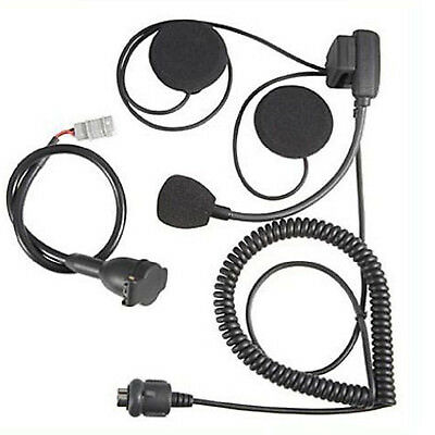 Victory Motorcycle New OEM Cross Country Driver Wired Headset, 2878062