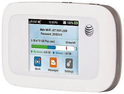 At&t UNLIMITED 4G LTE Data Mobile Hotspot Jetpack MiFi ATT Velocity NO Throttle