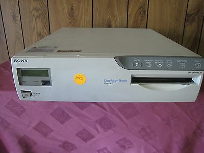 Sony UP-5600MDU/R Color Video Printer