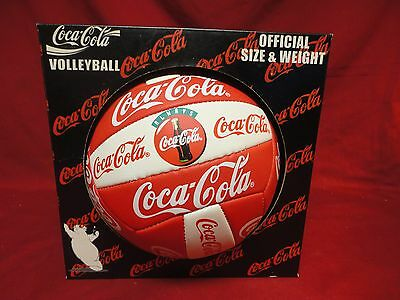Coca Cola Volleyball Official Size & Weight New