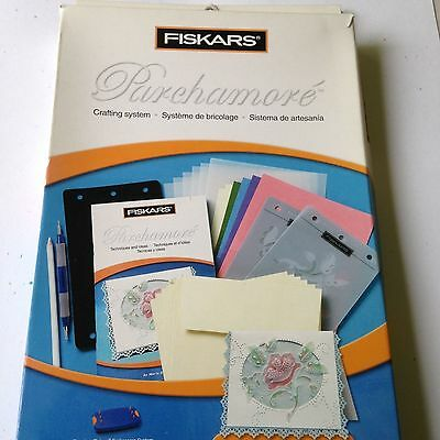 Fiskars Parchamore Crafting System 12-5694 - NEW