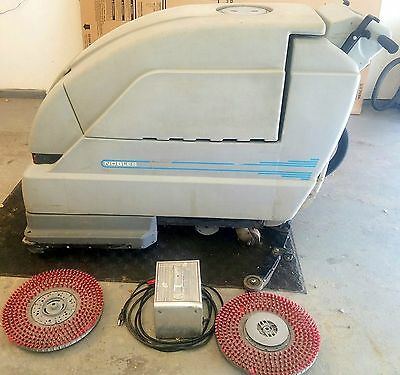 Nobles 2601 Automatic Floor Scrubber Cleaner