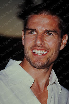vintage celebrity 35mm Slide - tom cruise   #og12
