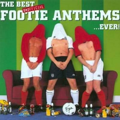 Various Artists : Best Unofficial Footie Anthems Ever CD
