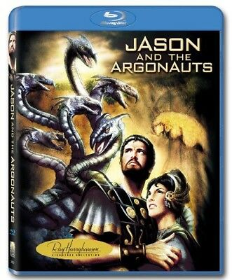 Jason and the Argonauts [New Blu-ray] Ac-3/Dolby Digital, Dolby, Widescreen