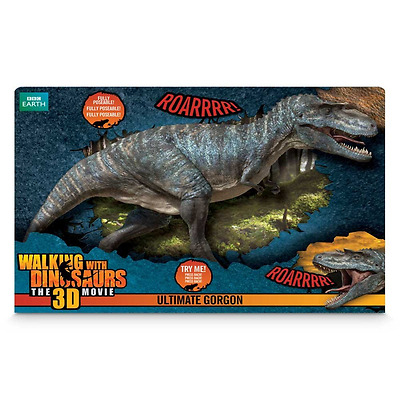 giocheria GPZ50717 walking with dinosaurs - dinasauro cm.30 to