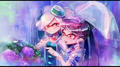 "YX02359 Splatoon - Hot Video Game 24""x14"" Poster"