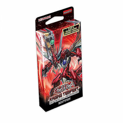 Yu-Gi-Oh: Raging Tempest Special Edition - Sealed Booster Pack of 29 Cards