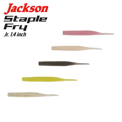 Jackson Soft Lure Staple Fly Long 2.4 Inches GLM 8711